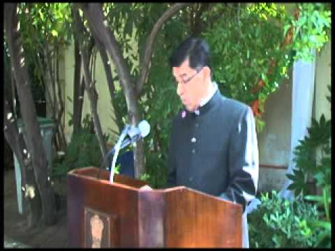 Flag Hoisting and Speech on Republic Day of India 2014
