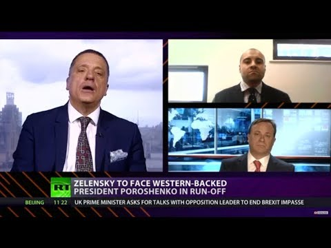 CrossTalk on Ukraine: Comedic Rise