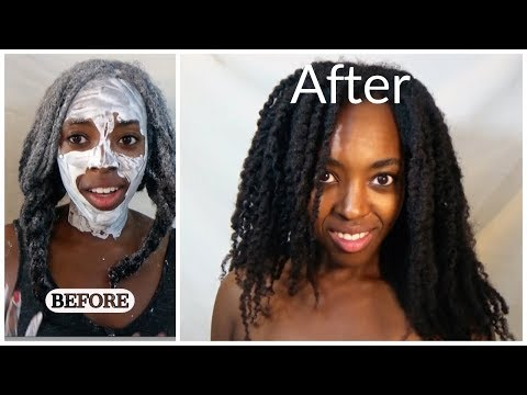 watch-me-wash-my-twists-from-start-to-finish-|-kaolin-clay