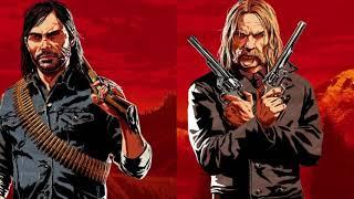 Red Dead Redemption 2 OST - End theme (John vs Micah)