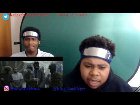 FLAMES! Bis X Blanco X Active X MizOrMac - Kennington Where It Started #HarlemSpartans (4K)-Reaction