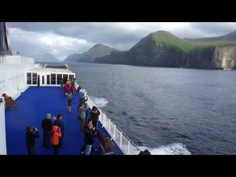 Smyril Line - Faroe Islands 2013
