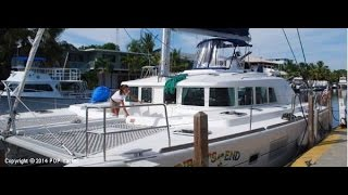 [SOLD] Used 2005 Lagoon 440 Owner's Version in Key Largo, Florida