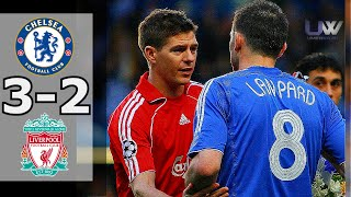 Forgotten European CLASSIC Between Liverpool and Chelsea