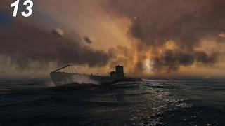 Silent Hunter 5 Battle Of The Atlantic часть 13