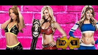 WWE NXT Backstage News On Charlotte Alexa Bliss Bayley & Sasha Banks