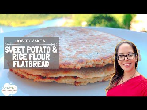 how-to-make-a-sweet-potato-&-rice-flour-flatbread