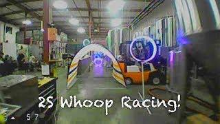 Indoor 2S Racing Begins!