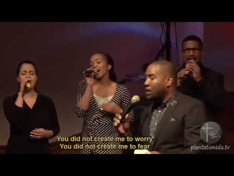I Will Trust in You - Anthony Brown Cover by Ahkeem Darden and Plantation SDA Praise Team