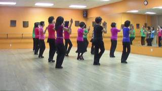 Midnight Stroll - Line Dance (Dance & Teach in English & 中文)