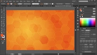 How to Create a Background in Adobe Illustrator | 1