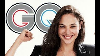 Gal Gadot is Your 2017 GQ Woman of the Year!