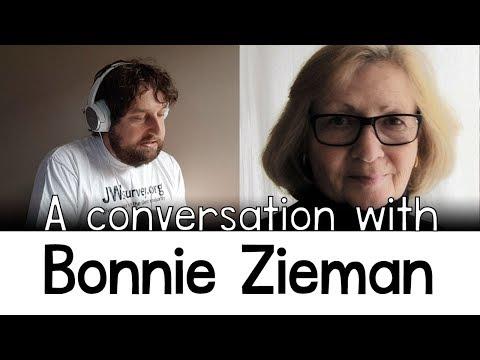 A conversation with Bonnie Zieman (ex-JW, author, licensed psychotherapist)