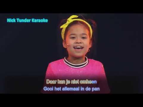 Kinderen voor kinderen 38 - Hollandse pot 2 0 Karaoke