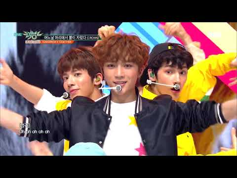 (CROWN) - TXT () [ Music Bank] 20190308