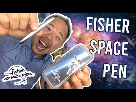 DON'T Buy A Fisher Space Pen Until You See This Video!! | Office Tools | Ed Tchoi