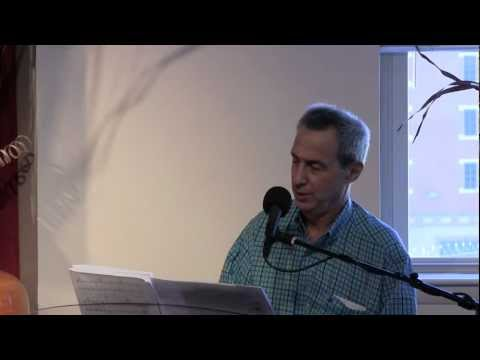 A Different Light ~ David Friedman At Unity Norwalk CT 11/6/11