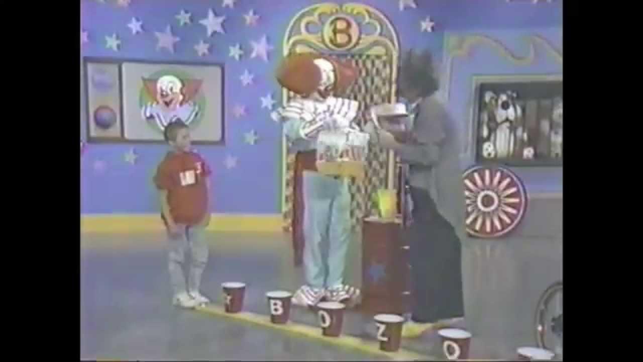 The Bozo Super Sunday Show (TV Series 1994–2001) - IMDb   Bozo The Clown Show Game