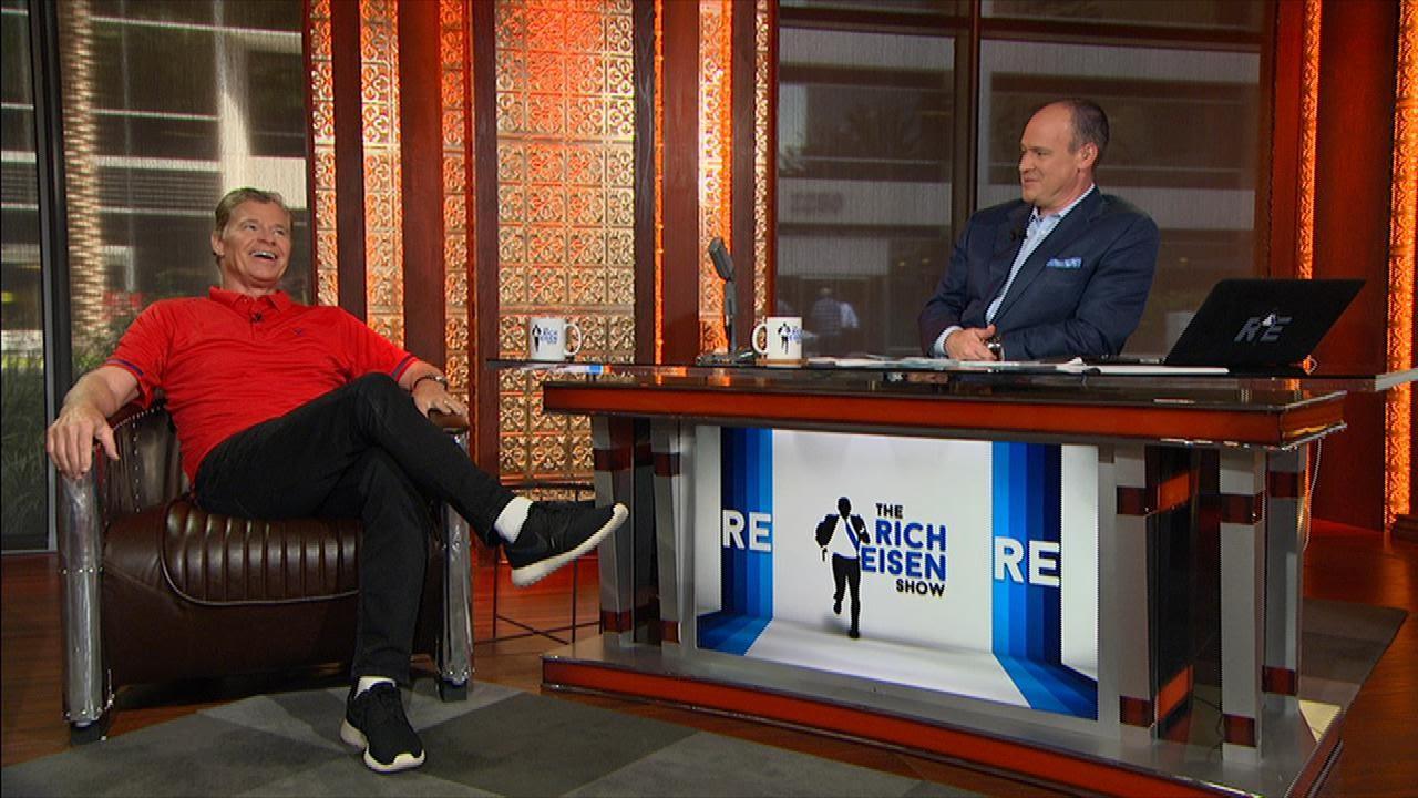Dan Patrick Joins The Rich Eisen Show In Studio   8/3/15