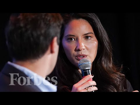 Olivia Munn On Mental Health And Moving Forward | Forbes thumbnail