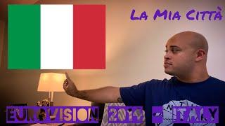 "EUROVISION 2014 ITALY REACTION - 21st place ""La Mia Città"" Emma"