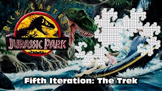 Rick Carter's Jurassic Park (An Illustrated Audio Drama) - Fifth Iteration: The Trek