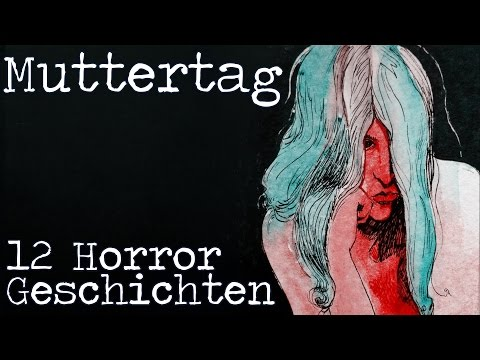 12 Horror-Geschichten über