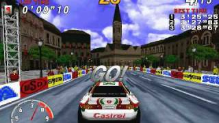 Sega Rally Championship [PC]