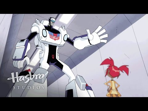 Transformers: Animated - You Don't Want To Be Slimed
