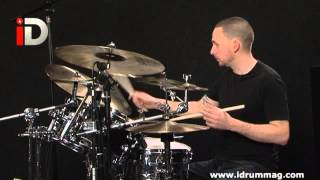 #Drumming Concepts: #DoubleKick Groove Construction. *Part one of two: broken 16th note patterns