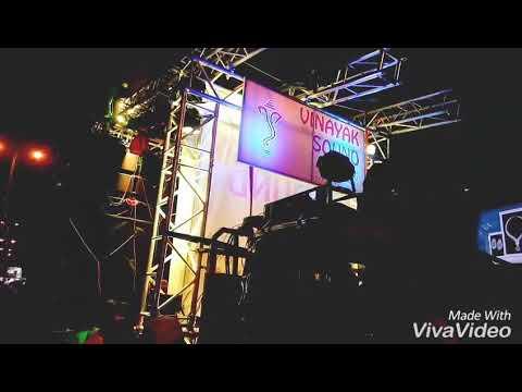 Manjalpur Na Raja (janakpuri) Visharjan 2017 ||  With DJ Vinayak Vadodara.