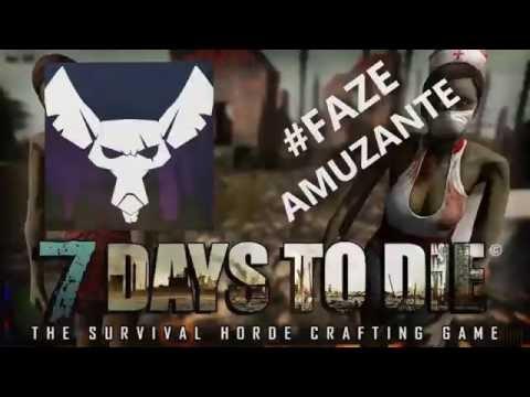 MaxINFINITE | 7 Days To Die | Faze Amuzante