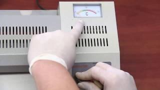 Produccion de credenciales PVC por laminacion