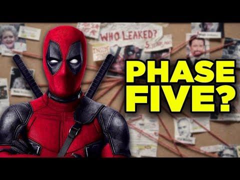 MARVEL PHASE 5 Secret Timeline! Deadpool, New Avengers & Fantastic Four!