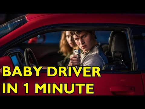 Movie Spoiler Alerts - Baby Driver (2017) Video Summary