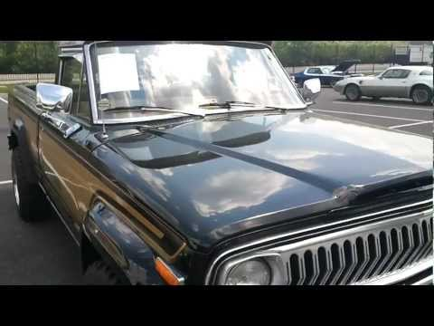 1978 Jeep J10 Honcho 4x4 360CI Motor Pick up Truck