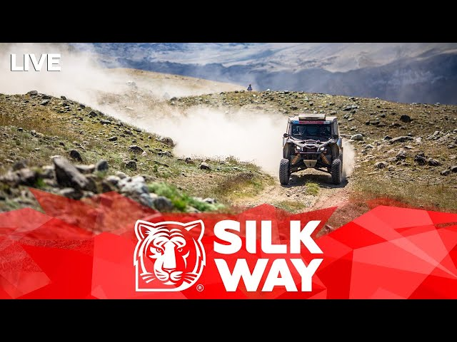 Stage 4 LIVE // Silk Way Rally 2021