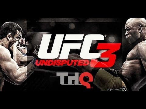 UFC Undisputed 3 En español PS3 - YouTube