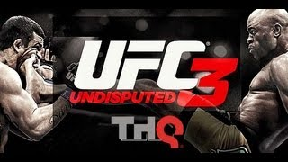 UFC  Undisputed 3 En español PS3