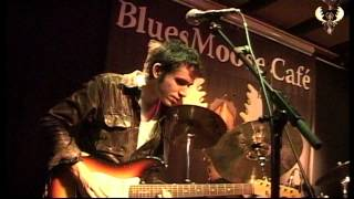 Eric Steckel - Sweet home Chicago - Live @ bluesmoose cafe