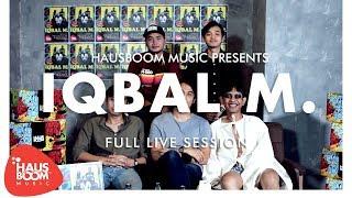 Download lagu IQBAL M. | Full Session Live on Hausboom Music