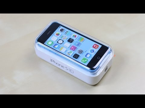Unboxing: Apple iPhone 5c (Deutsch) | SwagTab