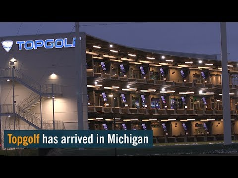 Topgolf Detroit-Auburn Hills Opens for Business