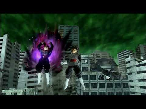 Dragon Ball Z: Future Parallel World Movie -DBXV2