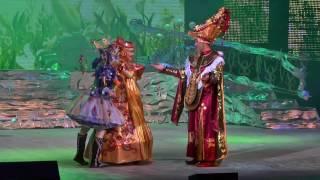 Новогодние приключения трех богатырей