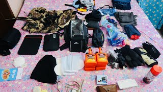 What I am Carrying to Ladakh !! Very Important
