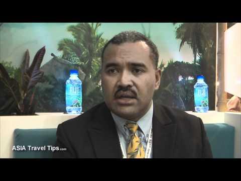 Tourism Fiji Interview - HD