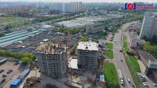 видео Новостройки в районе Бибирево, Москва