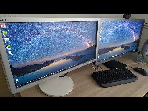 Сравнение IPS мониторов 10 лет разницы. HP EliteDisplay E271i Vs NEC MultiSync EA234WMi