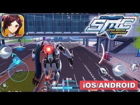 Super Mecha Champions - Mecha Battle Royale Gameplay